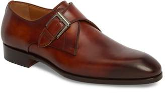 Magnanni Lazaro Single Buckle Monk Shoe