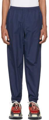 Balenciaga Navy Track Pants