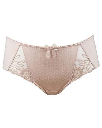 HUGO BOSS Pour Moi Hepburn Embroidered Mid Brief