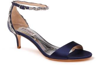 Badgley Mischka Yareli Crystal Embellished Sandal
