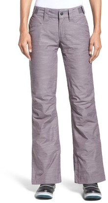 Women's The North Face Aboutaday Waterproof Snow Pants $140 thestylecure.com