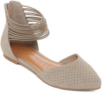 KIND KARMA Kind Karma Womens Pleasant Strap Sandals