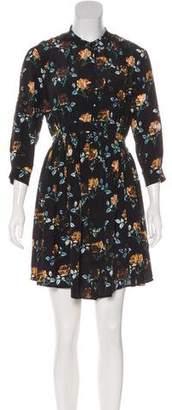 Thakoon Silk Mini Dress