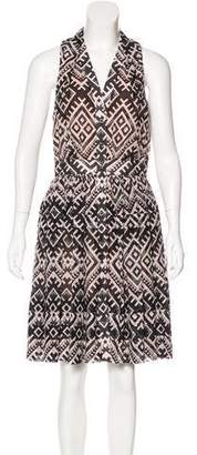 Temperley London Sleeveless Midi Dress