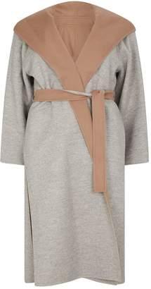 Marina Rinaldi Reversible Hooded Coat