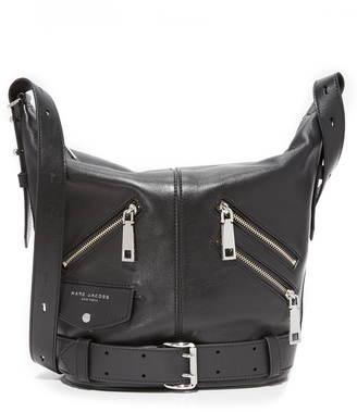 Marc Jacobs Motorcycle Sling Bag $595 thestylecure.com