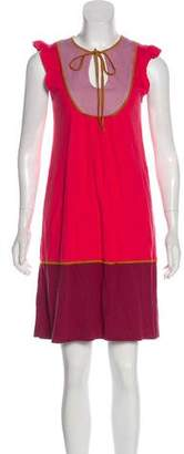 Marc by Marc Jacobs Colorblock Mini Dress