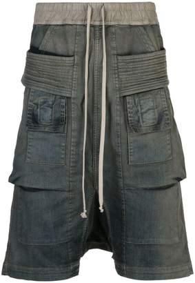 Rick Owens dropped crotch shorts