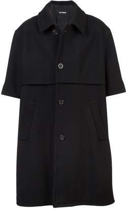 Raf Simons half sleeve coat