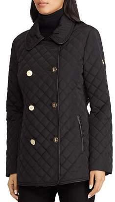 Ralph Lauren Diamond-Quilted Jacket