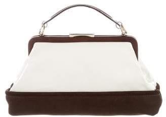 Marni Bicolor Handle Bag