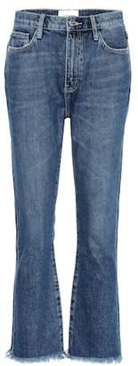 Current/Elliott High Waist Kick jeans