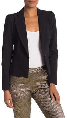 Trina Turk Misfit Notch Collar Blazer