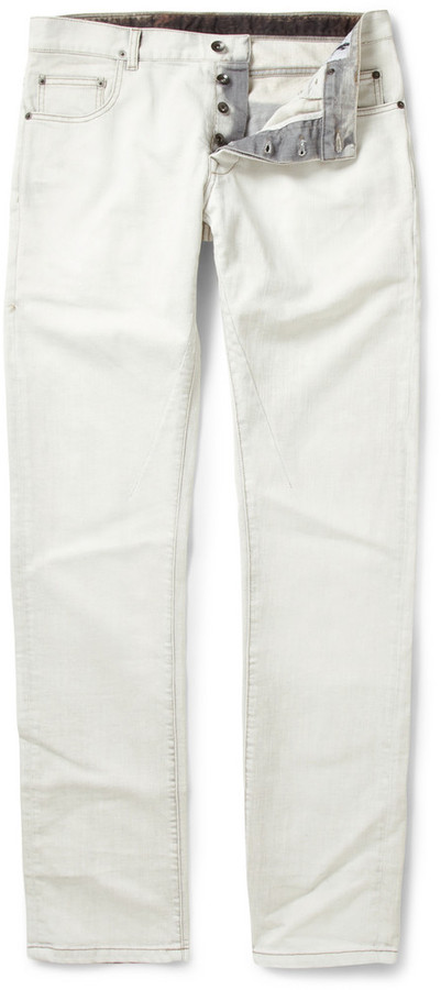 DRKSHDW by Rick Owens New Torrence Stretch-Denim Jeans