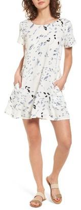 Women's Obey Havana Print Dress $57 thestylecure.com