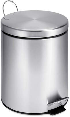 Honey-Can-Do 1.3-Gal Round Step Trash Can