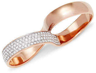 Swarovski Exist Crystal Double Ring