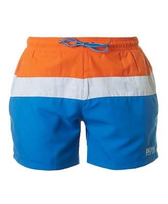 Boss Swimwear BOSS Swimwear Zebrafish Swim Shorts
