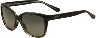 Maui Jim Sunglasses Starfish GS744-02T Black with Tortoise Neutral Grey