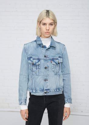 Vetements Reworked Denim Jacket