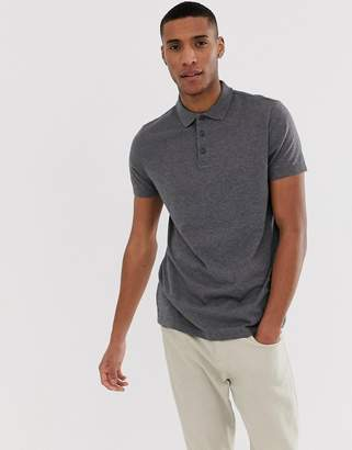 Asos Design DESIGN short sleeve jersey polo