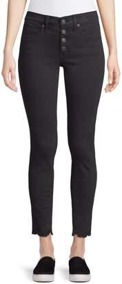 Madewell High-Rise Skinny Jeans