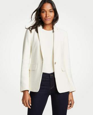 Ann Taylor The Petite Hutton Blazer