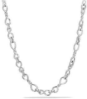 David Yurman Continuance Medium Chain Necklace/18""