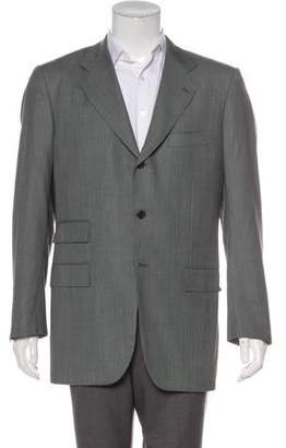 Kiton Notch-Lapel Sport Coat