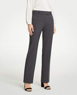 Ann Taylor The Straight Leg Pant In Tropical Wool - Classic Fit