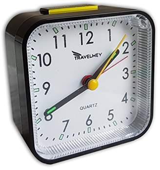 Travel Alarm Clock - Battery Operated