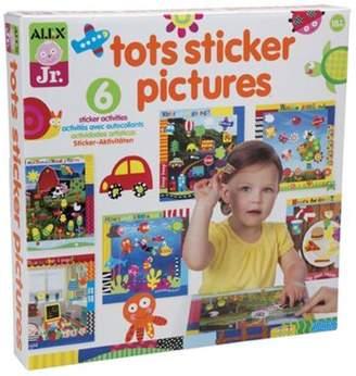 Alex Jr Tots Sticker Pictures