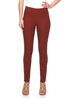 Women's Apt. 9® Millennium Skinny Dress Pants $48 thestylecure.com