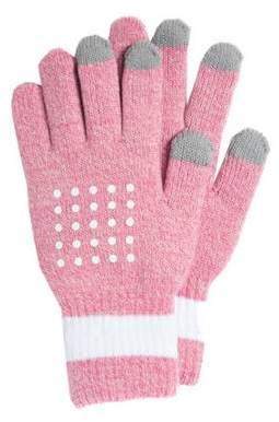 """Muk Luks Women's Touchscreen Gloves 10.75"""" x 4"""""""