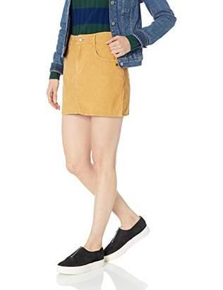 Roxy Junior's Java to Lombok Corduroy Skirt