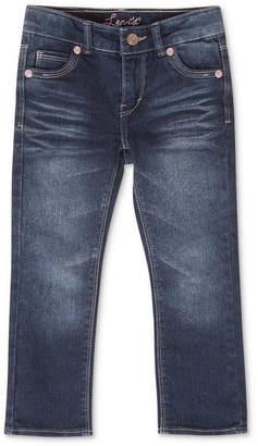 Levi's Little Girls 711 Sweetie Skinny Jean