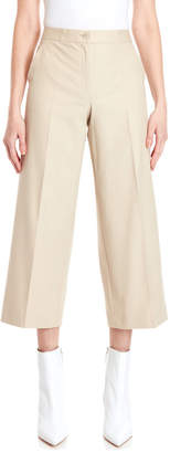 Moschino Flat Front Culottes