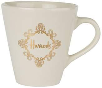 Harrods Logo Espresso Cup