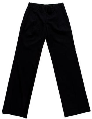 Boy. by Band of Outsiders Wool Wide-Leg Pants $65 thestylecure.com