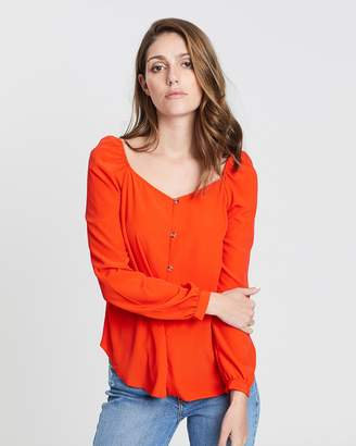 Dorothy Perkins Square Neck Top