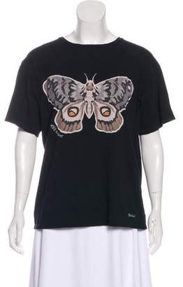 Gucci Short Sleeve Graphic T-Shirt