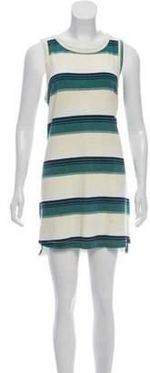 Current/Elliott Striped Shift Dress