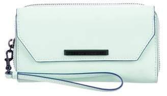 Rebecca Minkoff Saffiano Wristlet Wallet