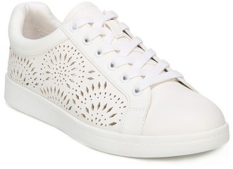 Sam & Libby Women's Sam & Libby Laser Cut Slide Sneakers $27.99 thestylecure.com