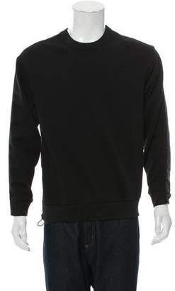 3.1 Phillip Lim Drawstring Crew Neck Sweatshirt