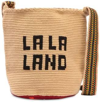La La Land Mochila Woven Bucket Bag