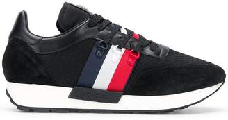 Moncler tricolour runner sneakers