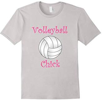 Girly volleyball chick T-Shirt