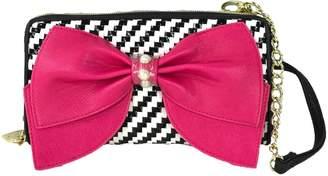 Betsey Johnson Hopeless Romantic Wallet On A String Crossbody