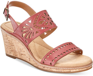 Easy Spirit Kristina Sandals Women's Shoes $79 thestylecure.com